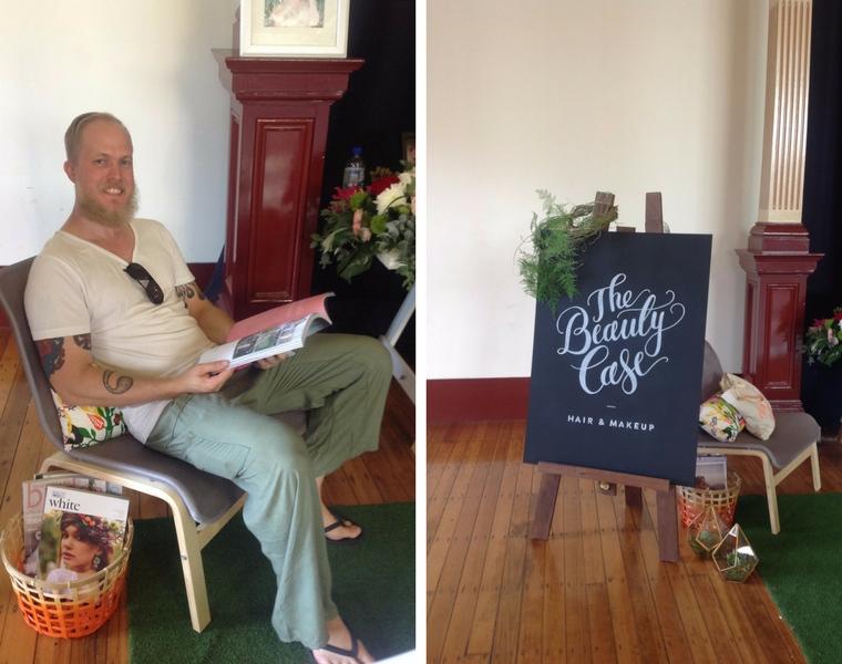 A Darling Affair _ man chair