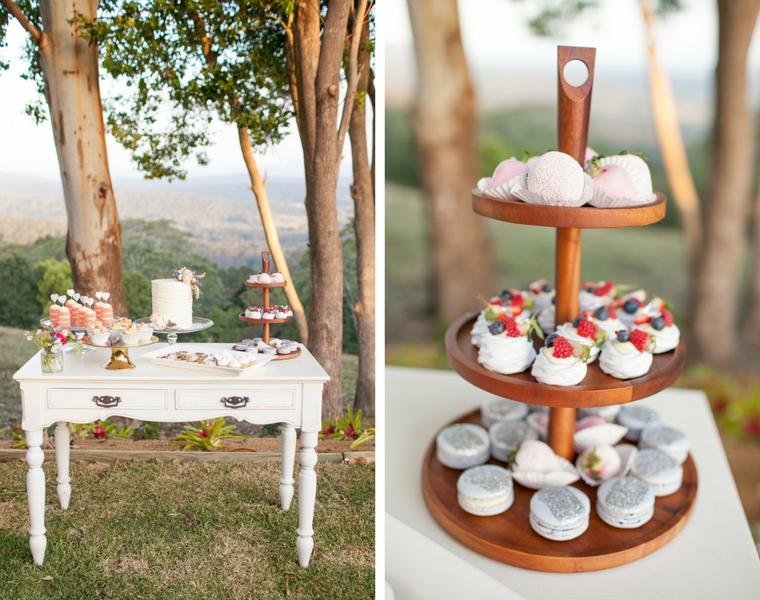 Garden party in Maleny _ Weddings at Tiffany's