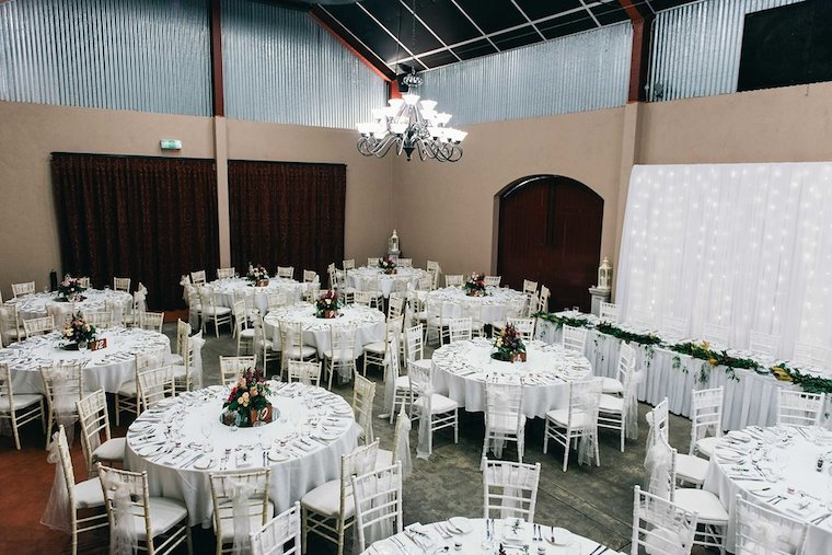 Sunshine Coast hinterland wedding _ Garden Wedding _ Figtree Pictures