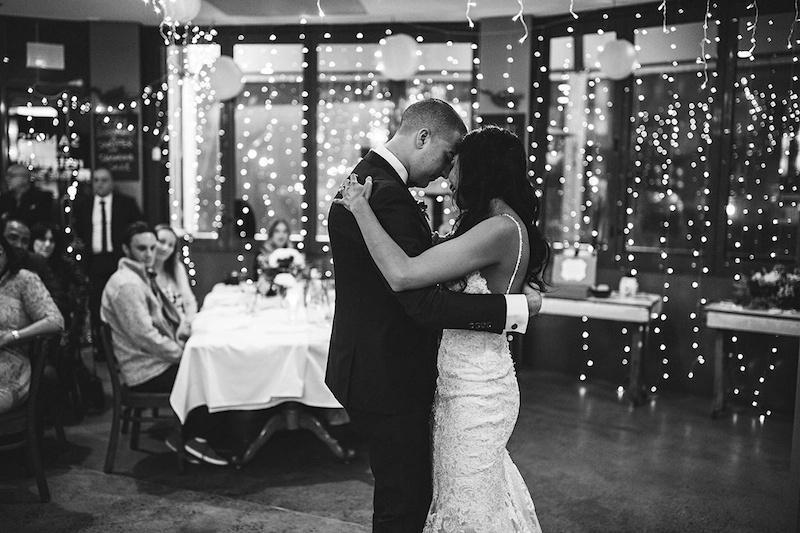 Janene & Jamie wedding
