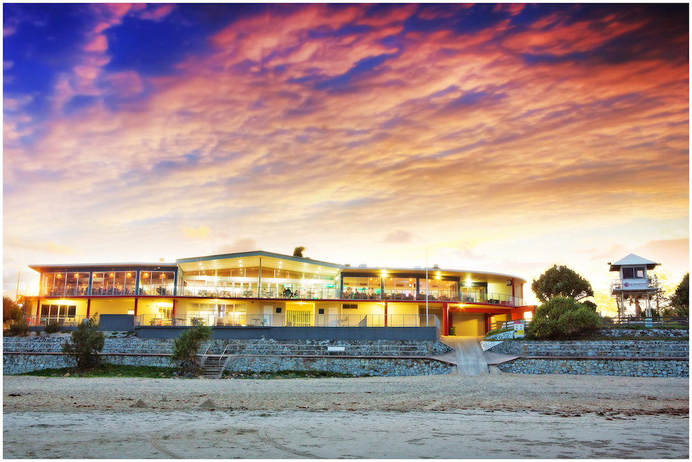 Coolum Beach wedding venue review