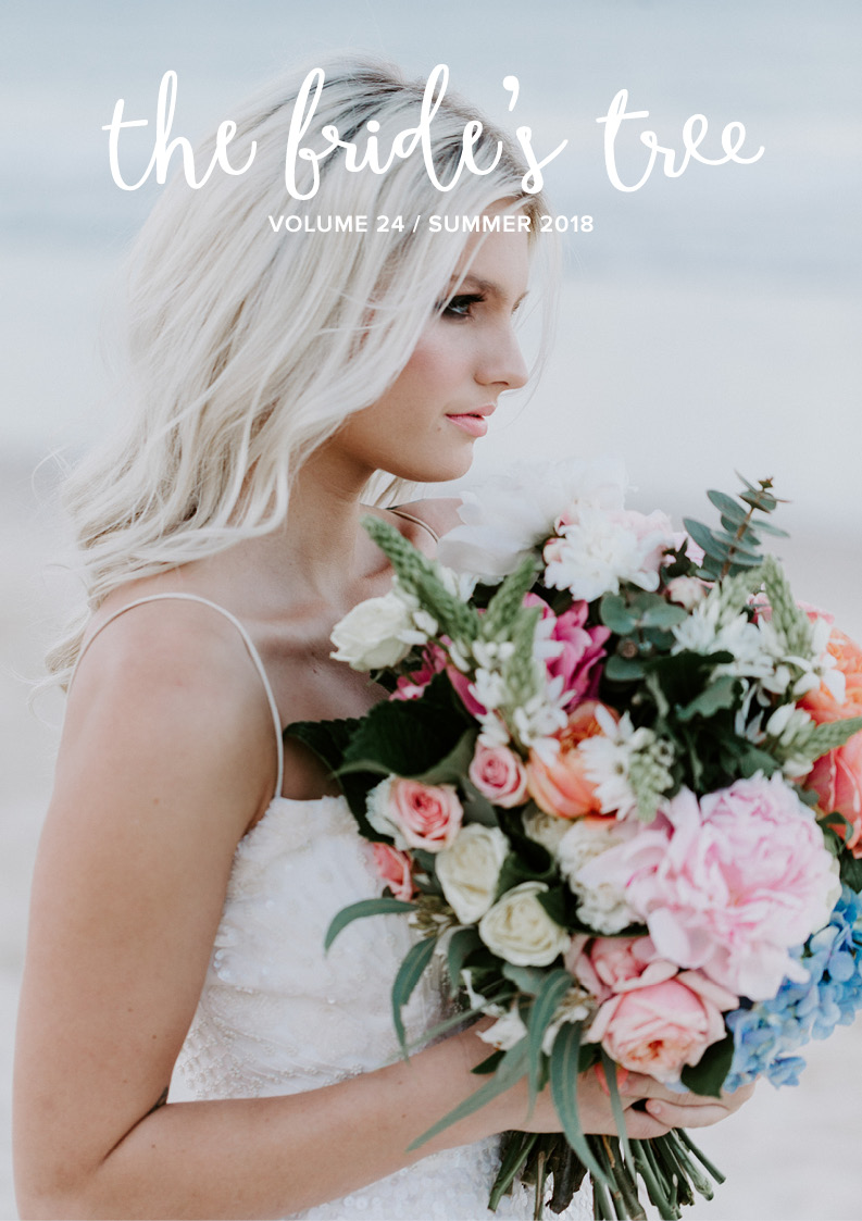 The Bride's Tree free online bridal magazine _ Volume 24 Summer 2018