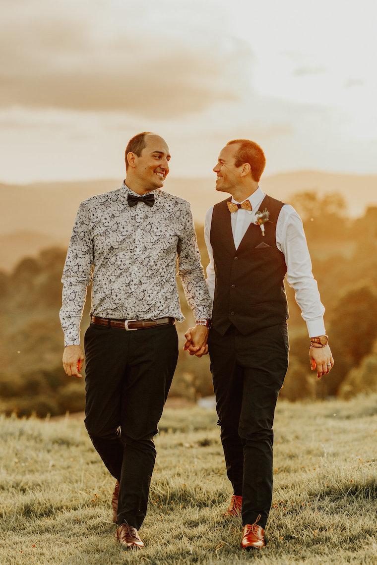 Marriage equality celebrant Sunshine Coast