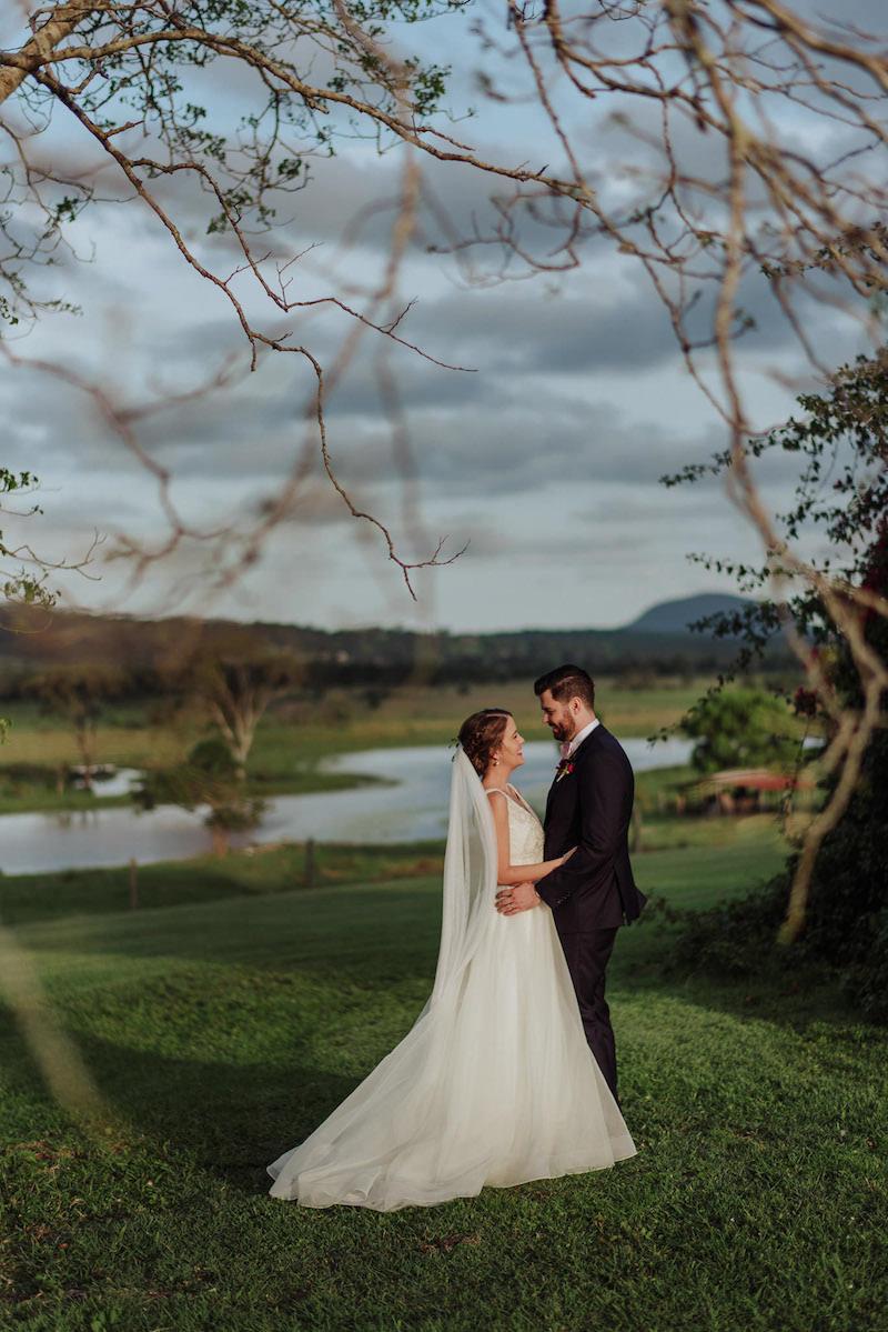 Country Style Wedding Sunshine Coast _ Yandina Station _ The Bride's Tree