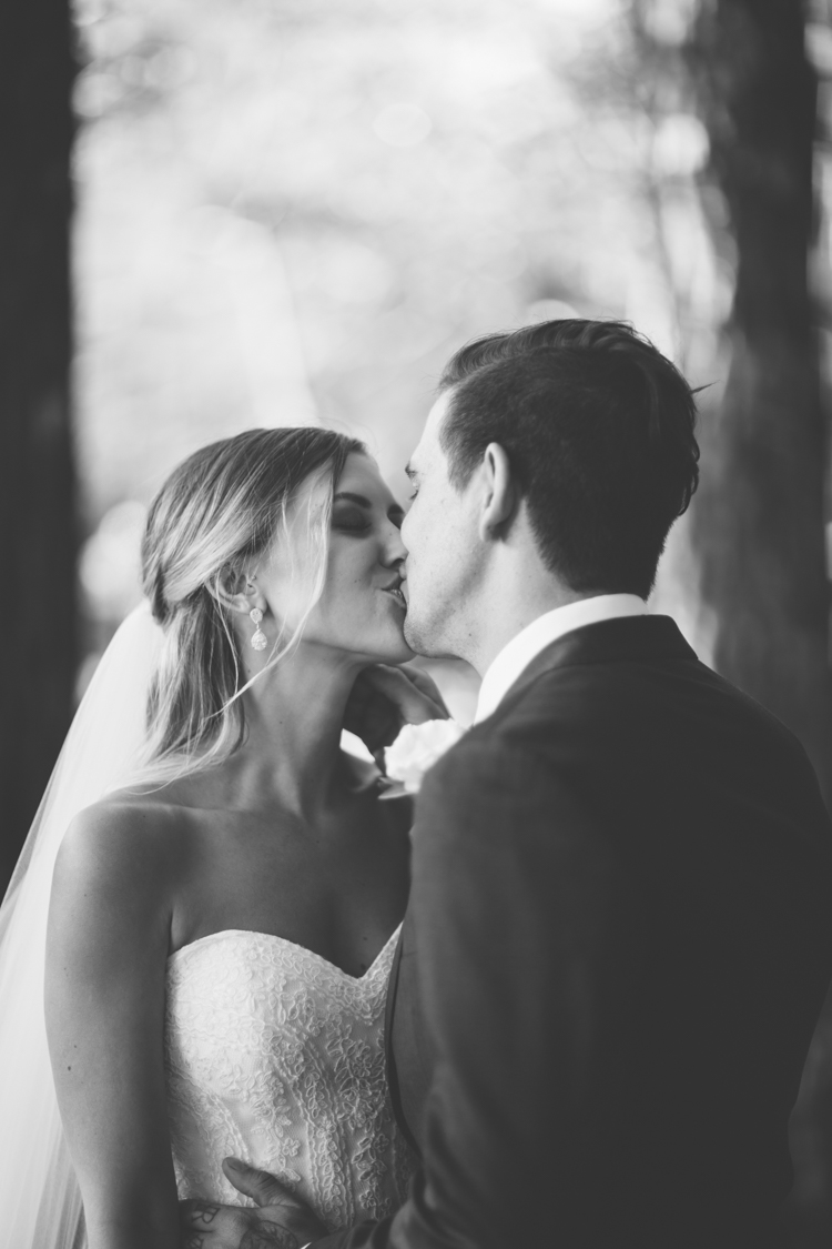 Timeless Maleny Chapel Wedding _ Weddings at Tiffany's _ White Images _ The Bride's Tree _ Chanel and Cory
