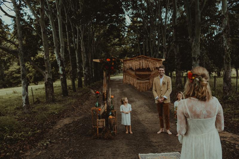 Retro wedding styling _ The Vintage Stockroom _ The Bride's Tree