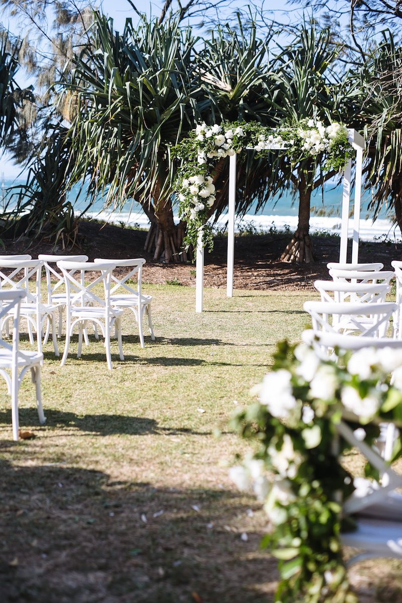 Bistro C wedding _ Noosa restaurant wedding _ Noosa wedding _ The Bride's Tree
