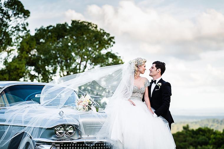Holly and Jesse Fairytale Wedding Maleny _ Matt Rowe Photography _ The Bride's Tree