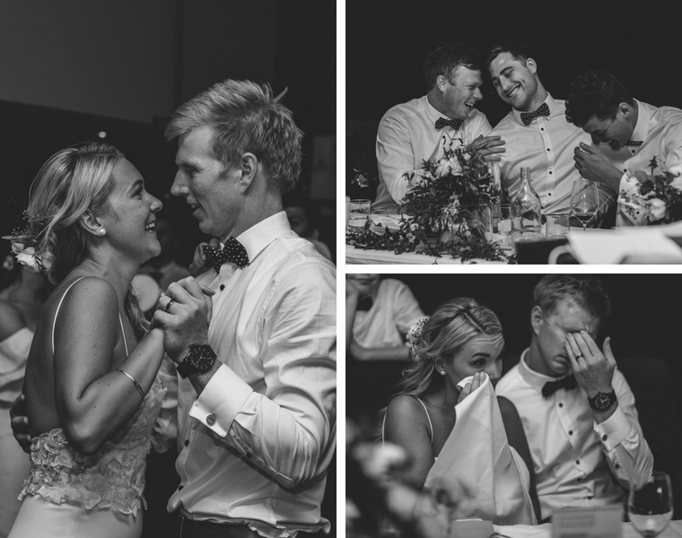 Kate and Ricky _ Noosa Waterfront restaurant wedding
