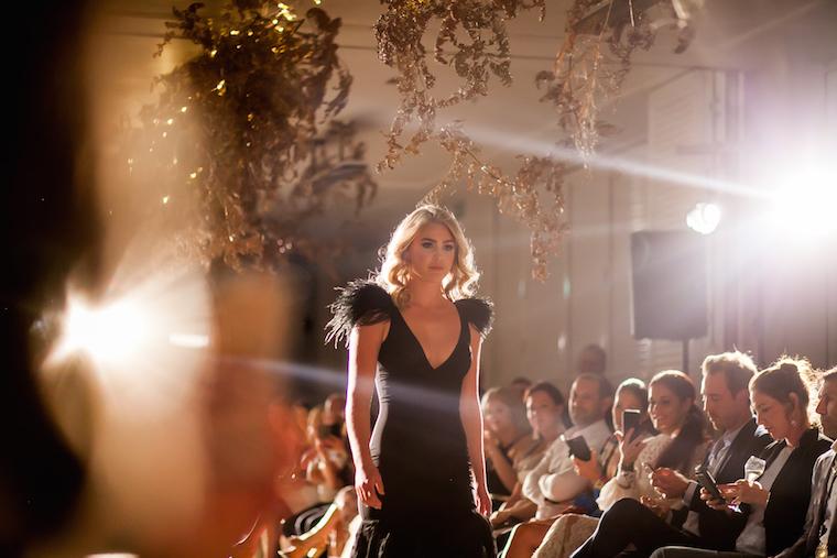Judy Copley bridal runway show _ The Bride's Tree