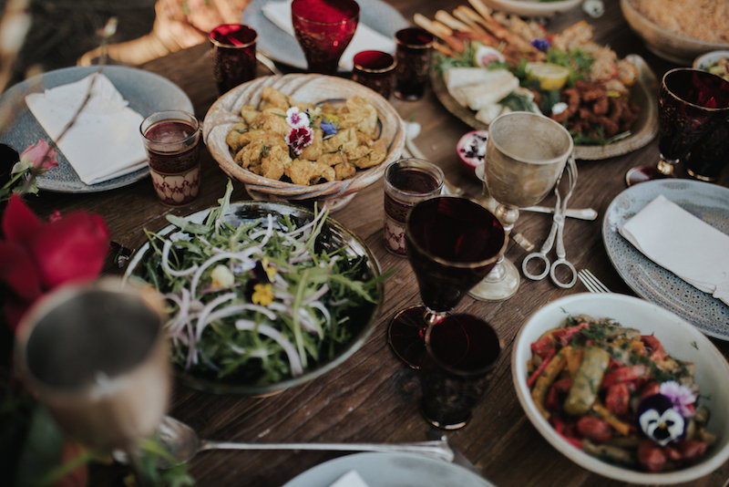 Sunshine Coast Sri Lankan catering _ Journey Street Food _ The Bride's Tree2