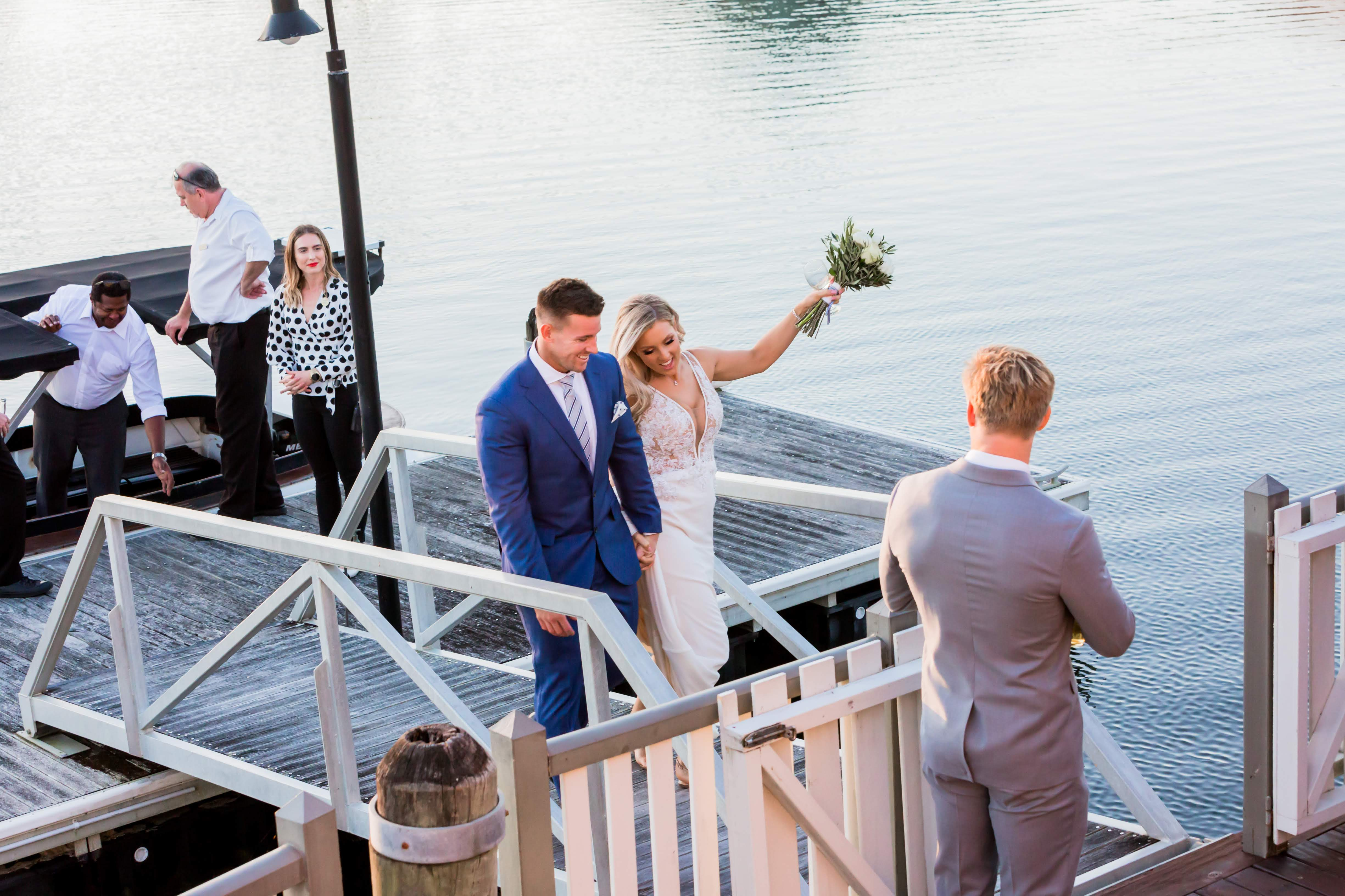 Twin Waters Resort wedding _ Novotel Twin Waters Resort Wedding _ The Bride's Tree _ Nicole Laufer _