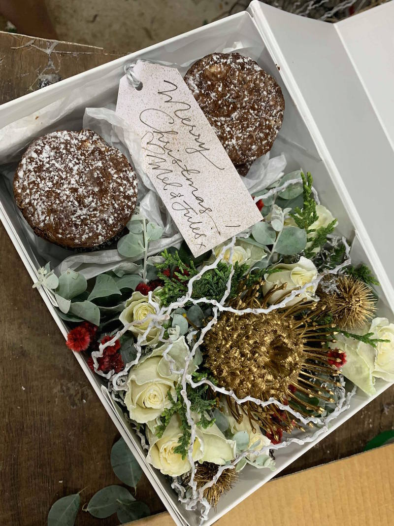 Brownie and Bloom boxes