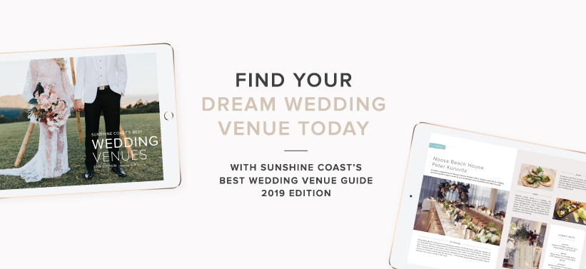 Sunshine Coast wedding venues guide