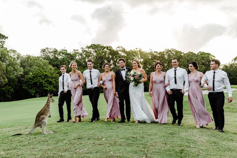 Noosa Springs Wedding image 5