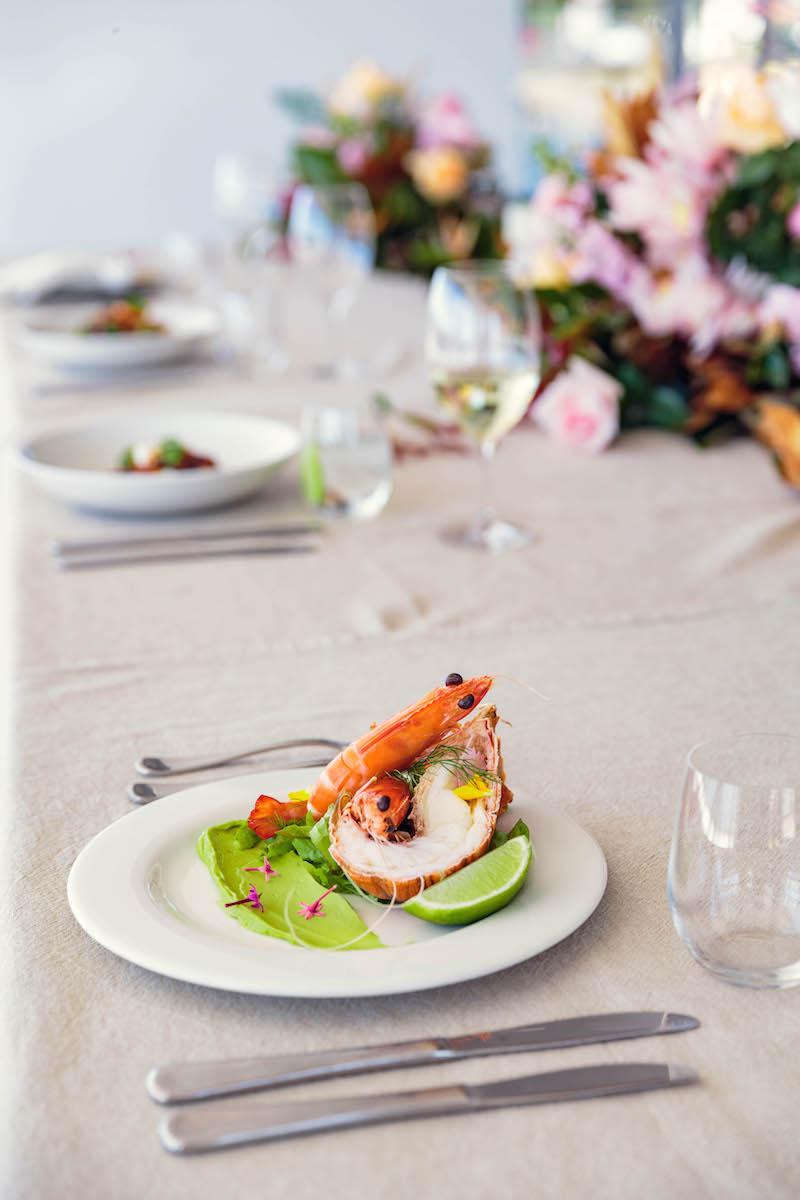 Noosa wedding _ Noosa Boathouse wedding _ photo by Andrew Maccoll