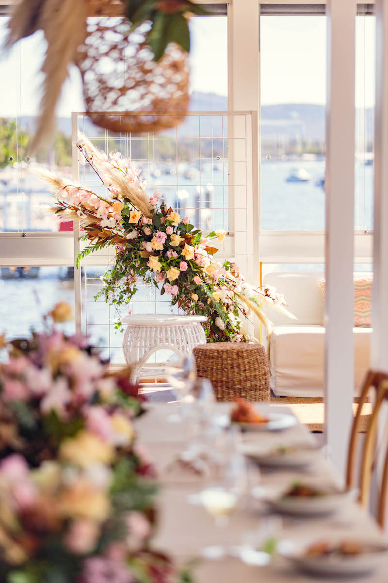 Noosa wedding _ Noosa Boathouse wedding _ photo by Andrew Maccoll