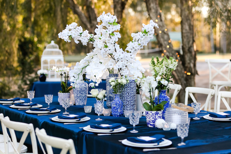 Hamptons style wedding _ Twin Waters Golf Club _ The Bride's Tree