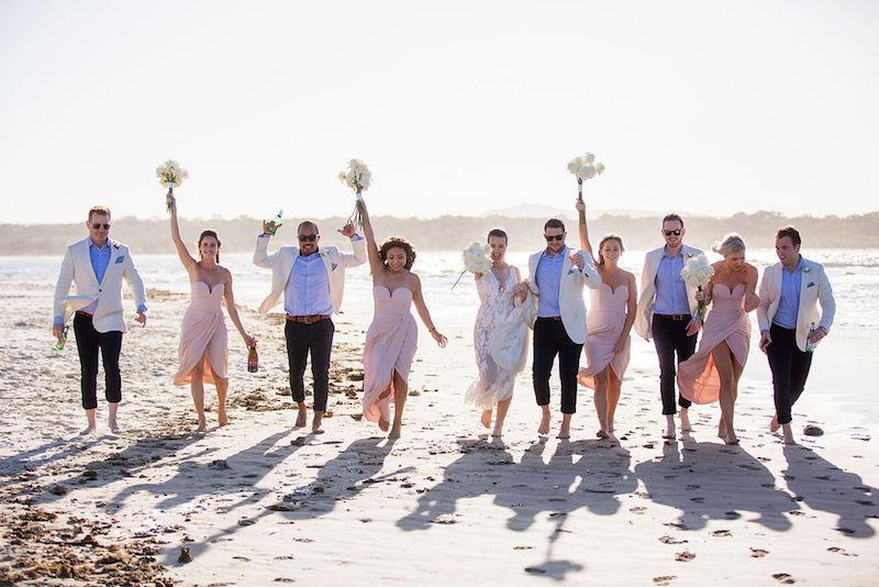 Noosa Boathouse Wedding _ Life and Love Photography _The Bride's Tree _ Noosa Wedding _ Noosa River Wedding