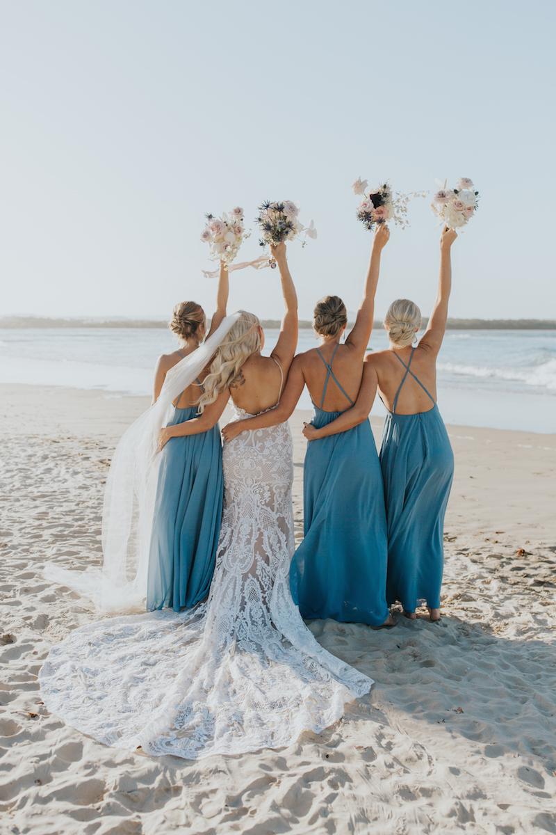 Cotton Tree wedding _ Maroochy Surf Club wedding _ Maroochydore Beach wedding _ The Bride's Tree