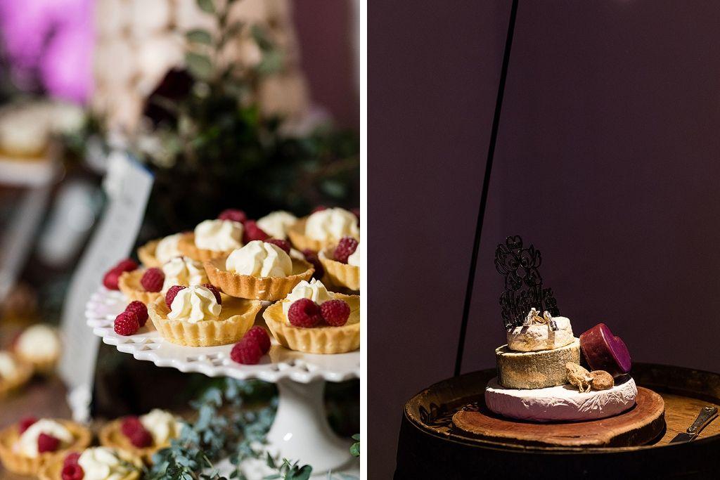 Flaxton Gardens wedding _ dessert table