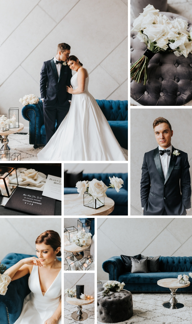 Modern Chic Wedding Style