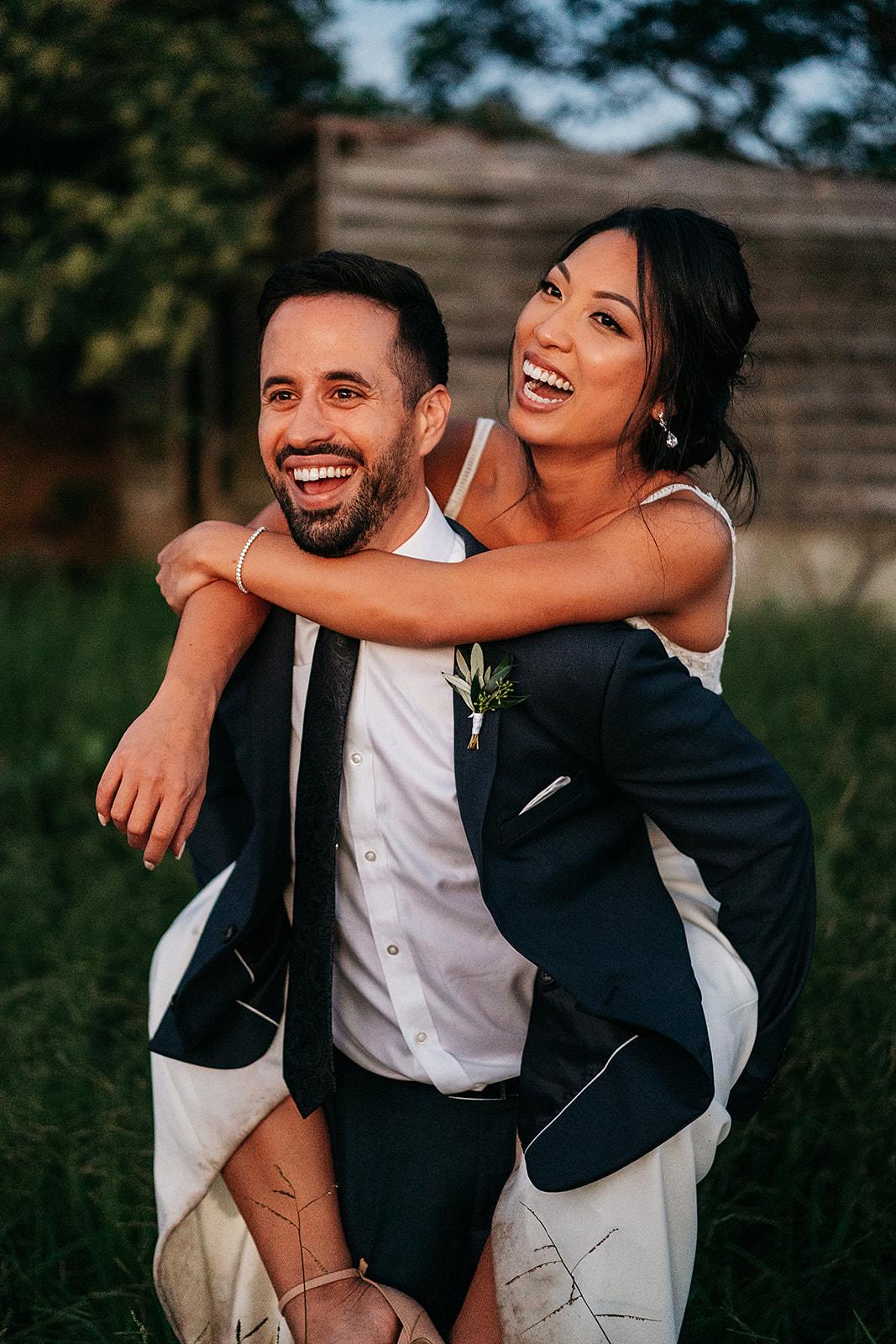 Marisa + Michael