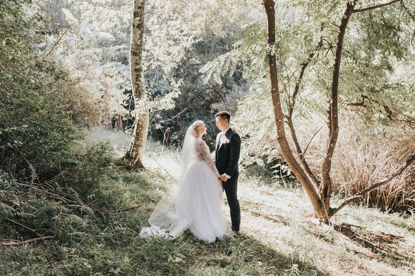Private Property Weddings Aquila Retreat