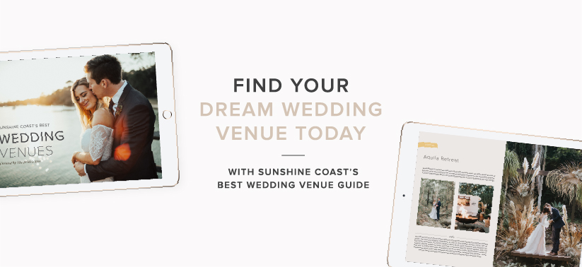 Sunshine Coast wedding venue guide