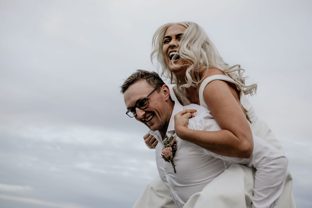 Adventure elopement sunshine coast _ sunshine coast elopement package