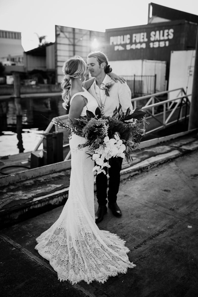 Mooloolaba wedding _ Pier 33 wedding _ The Bride's Tree
