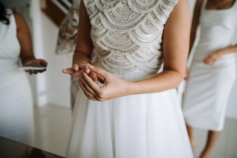 Noosa wedding _ interracial couple wedding _ Sri Lankan wedding in Australia