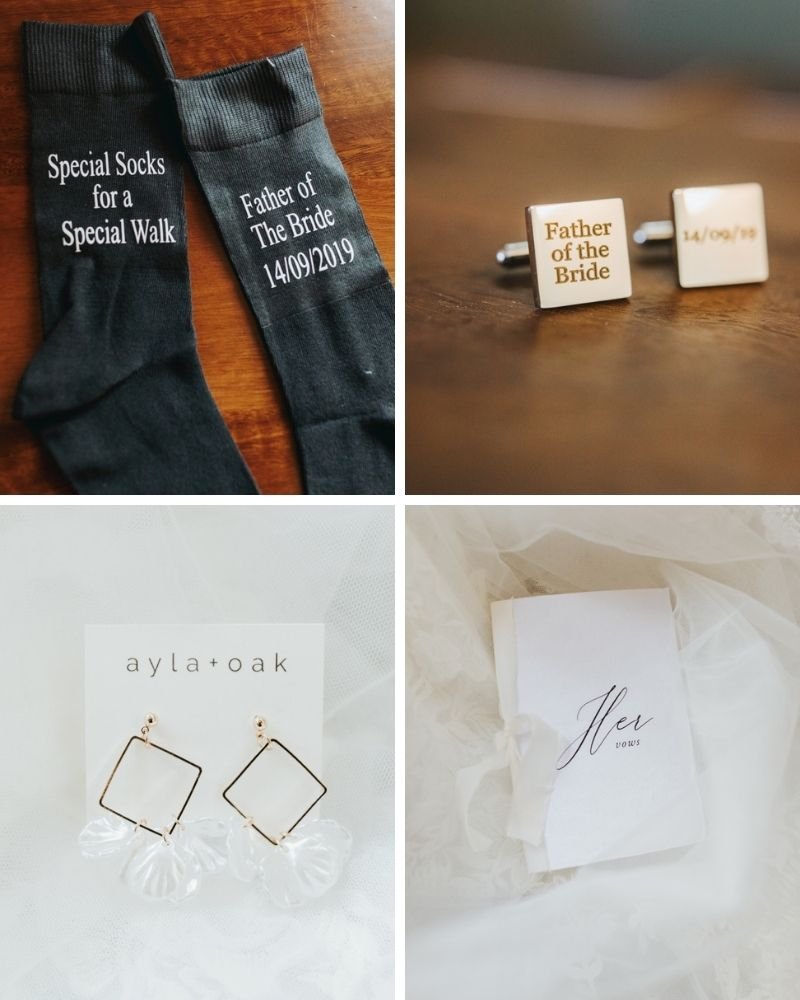 Maleny wedding _ wedding details _ cufflinks