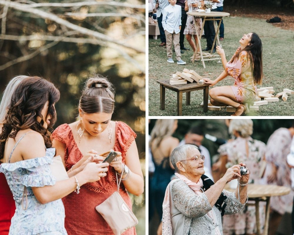 Spicers Tamarind Retreat wedding _ Lawn games