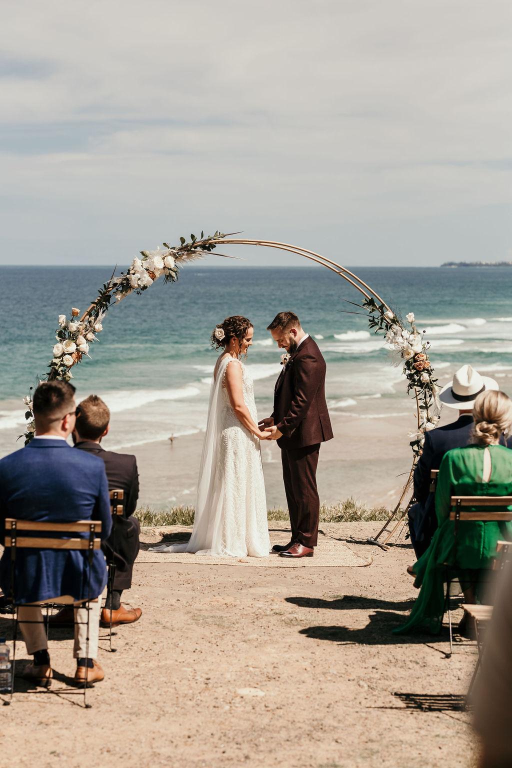 Sunshine Beach elopement _ Sunshine Coast elopement