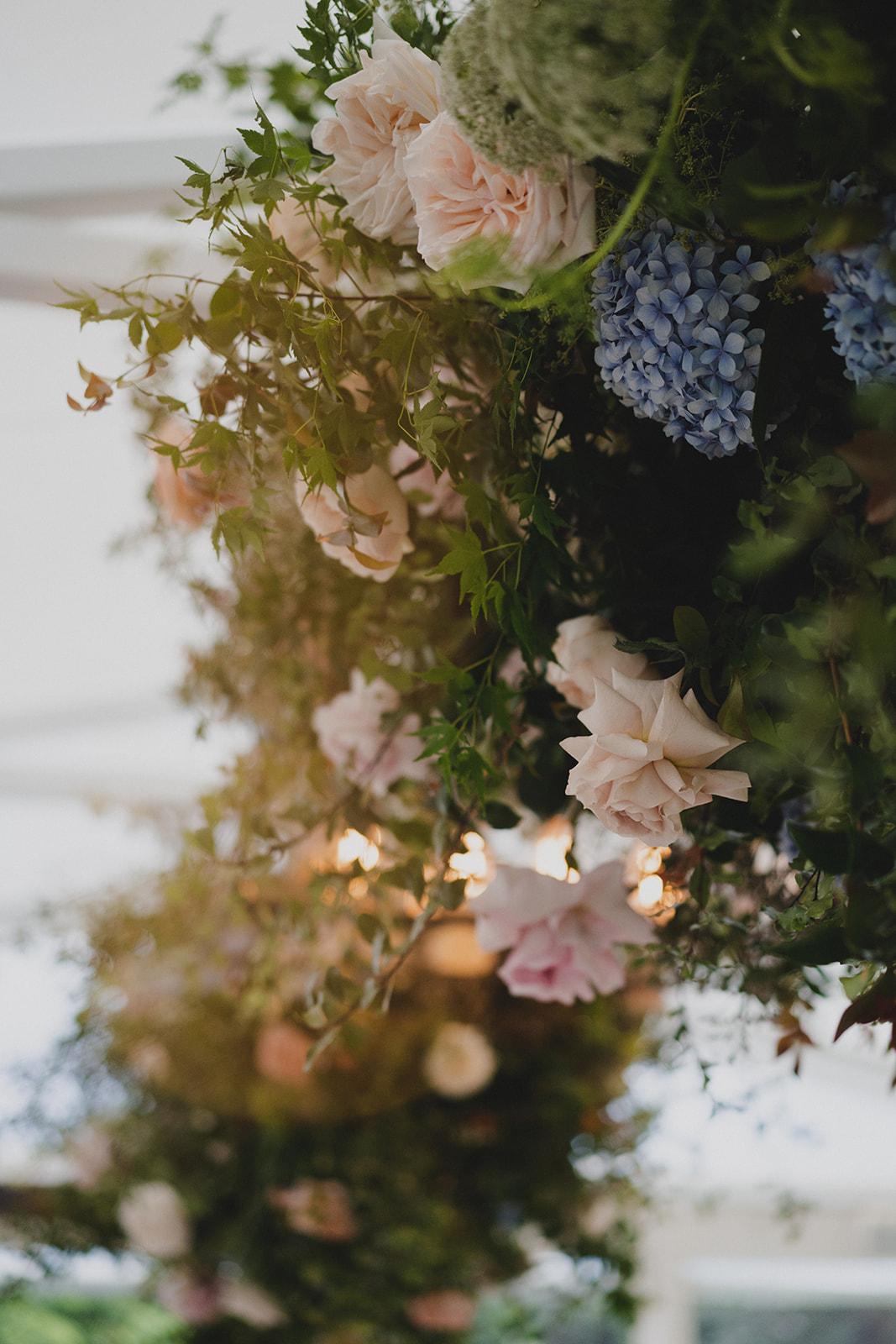 Luxury wedding reception styling Sunshine Coast