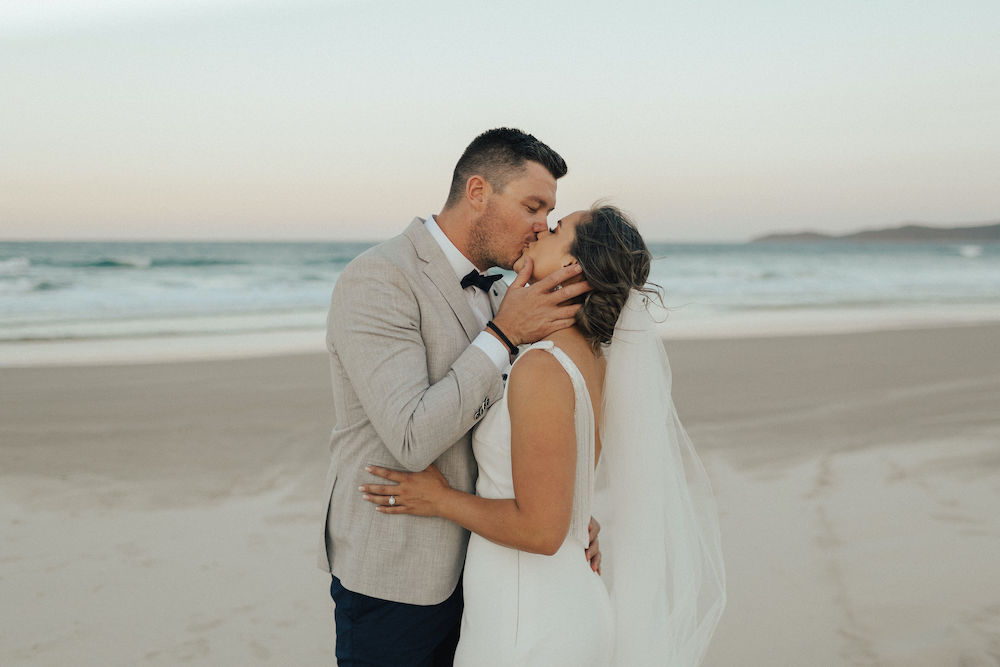 Noosa North Shore wedding _ bridal magazine Sunshine Coast