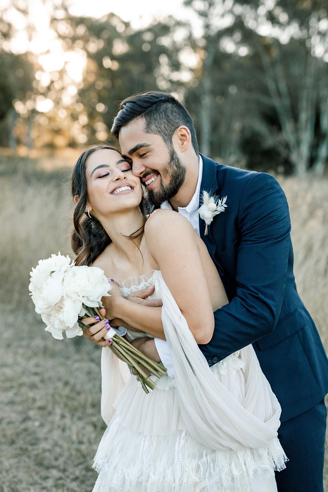 Unique wedding fashion _ Sunshine Coast bridal magazine