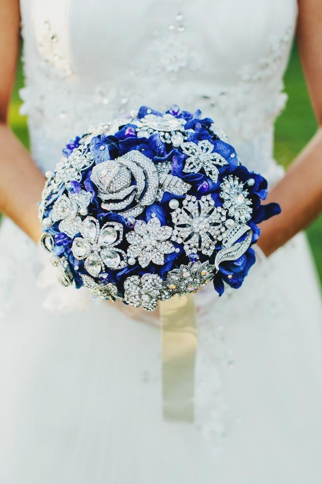 Brooch Bouquet The Bride S Tree