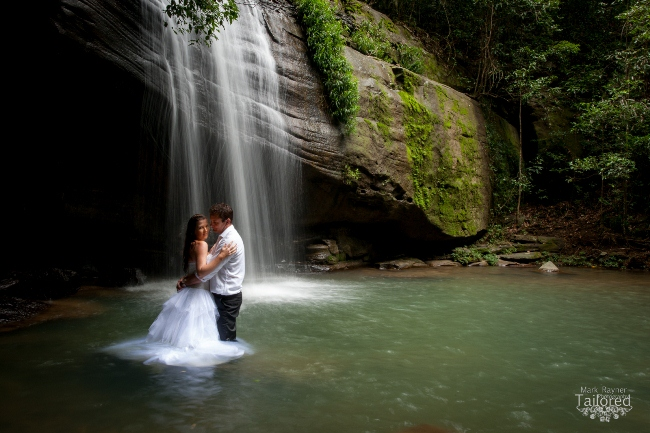 Trash the Dress Locations: Locations for the Shoot
